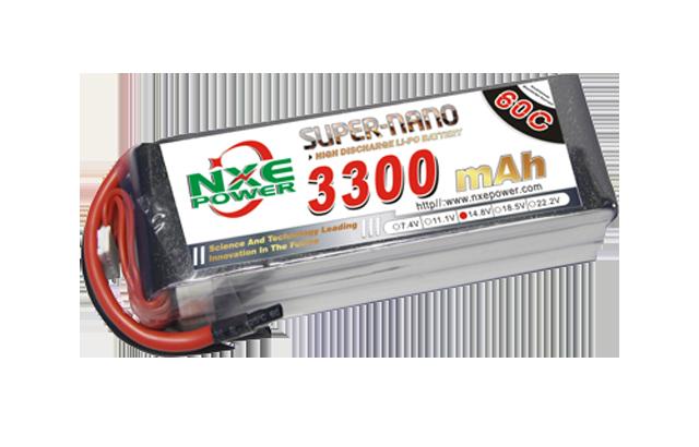 诺信NXE3300mAh航模电池